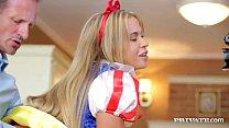 Czech Teens Angella Christin and Niki Sweet Thr...