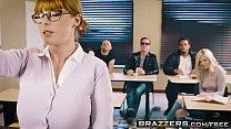 Brazzers - Big Tits at School -  The Substitute...
