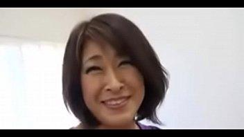 Chubby and mature japanese woman creampied