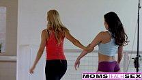 MILF Alexis Fawn Squirts Hard For Step-Son & GF