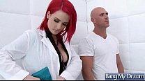 Hard Sex Adventures Between Doctor And Patient (emily b) vid-10