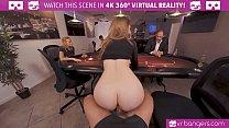 VRBangers.com-Busty babe is fucking hard in thi...