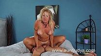 Hot Blond GILF Gets Fucked Good