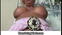 MomGoingBlack.com - Watching my mom going black Interracial Hardcore Porn 16