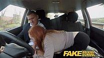 Fake Driving School Ella Hughes Fails her Test ...