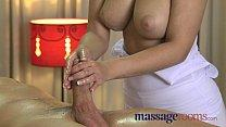 Massage Rooms Natural big tits masseuse offers special time