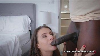 Tara loves sugar daddys big black cock