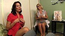 Handjob Therapy with Mom