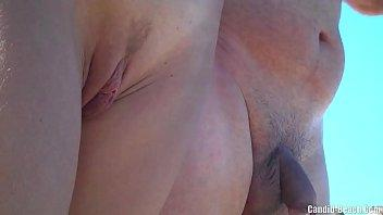 Shaved sweaty hot pussies naked nudist milfs voyeur beach spy